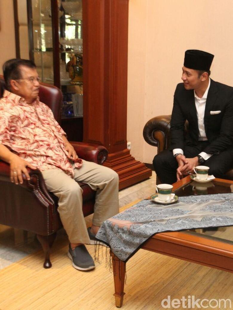 Demokrat: JK Tak Menolak AHY, Ada Rencana Lain bagi Indonesia
