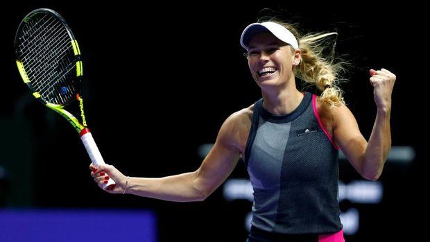 Venus Jumpa Wozniacki di Final