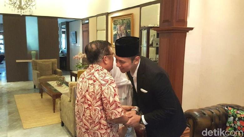 Duet JK-AHY Makin Ramai, Golkar Tegaskan Tetap Dukung Jokowi