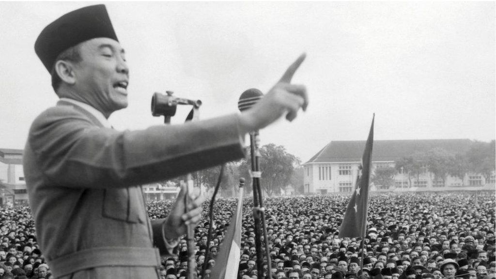Beberapa Destinasi Indah di Puisi Sukarno Aku Melihat Indonesia