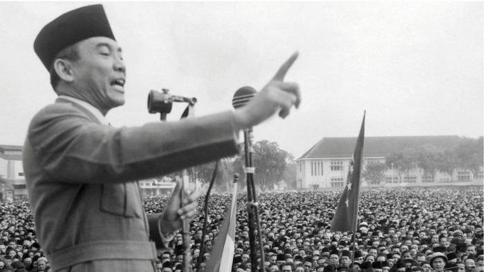Beda Dengan Sukma Ini Puisi Sukarno Tentang Indonesia