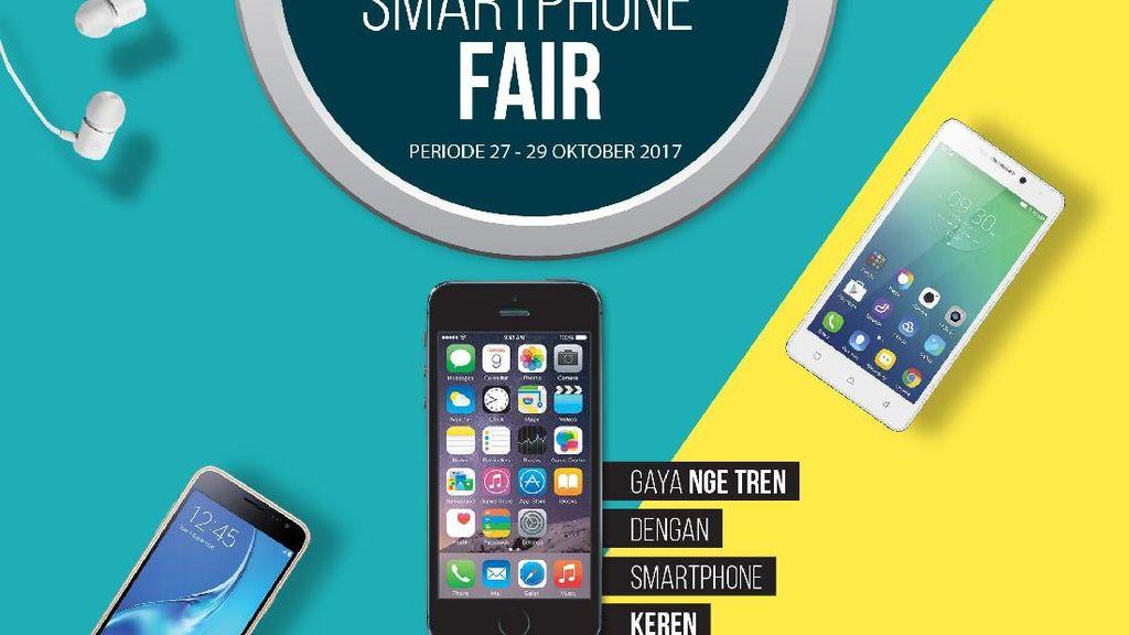 Elektronik, Smartphone, Hingga Laptop Fair di Carrefour