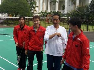 Jokowi Kumpulkan Pemuda dari Seluruh Indonesia di Istana Bogor