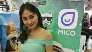 Ramaikan Indonesia Comic Con, Kitty Live Berburu Cosplayer