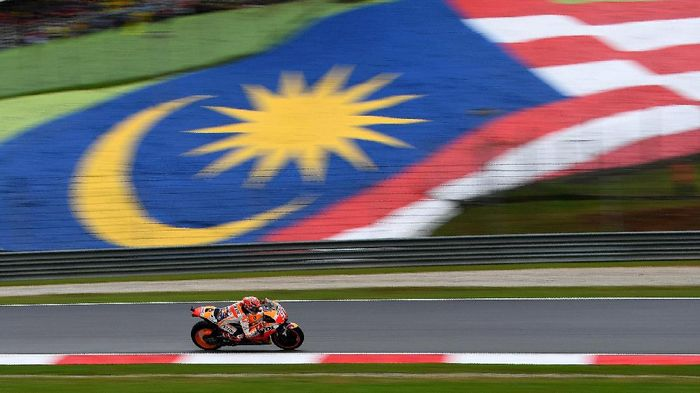 Tes MotoGP Sepang dimulai hari ini (AFP PHOTO / MANAN VATSYAYANA)