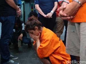 Kasus Artis FTV yang Diciduk karena Narkoba, Polisi Selidiki Sumber Barang