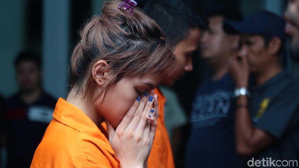 Tersangkut Narkoba, Savhi Artis FTV Ditangkap di Kamar Kekasihnya