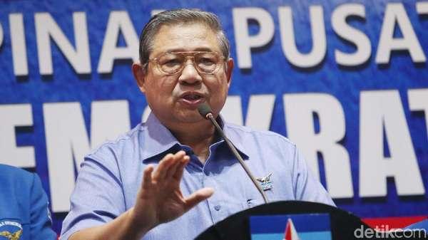SBY: Tak Tepat Jika Ormas Diposisikan sebagai Ancaman Negara