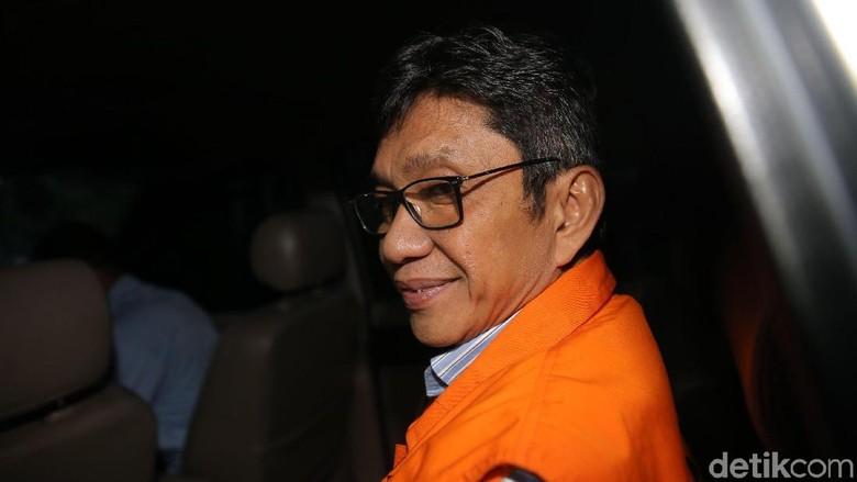 Wali Kota Batu Eddy Rumpoko Segera Jalani Sidang Kasus Suap