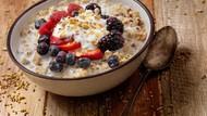 Lancarkan Pencernaan dan Sehatkan Jantung dengan Rajin Makan Oatmeal