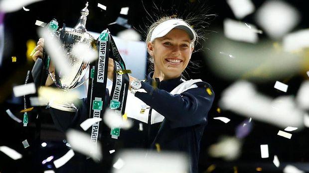 Kalahkan Venus, Wozniacki Juara