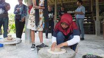 Pemuda di Borobudur Dibekali Pelatihan untuk Industri Kreatif