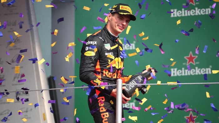 Max Verstappen (Foto: Edgard Garrido/REUTERS)