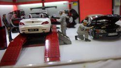 Seperti Mobil Aslinya, Diecast Mobil Jepang Paling Laris di Indonesia