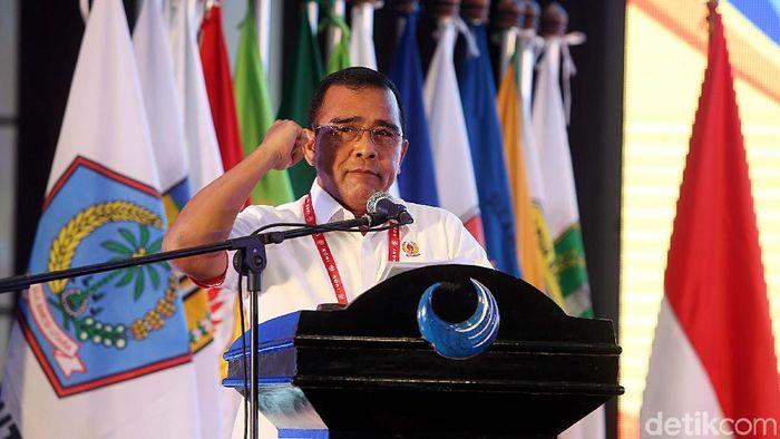 Ketua Umum KONI Pusat, Tono Suratman (Rengga Sancaya/detikSport)