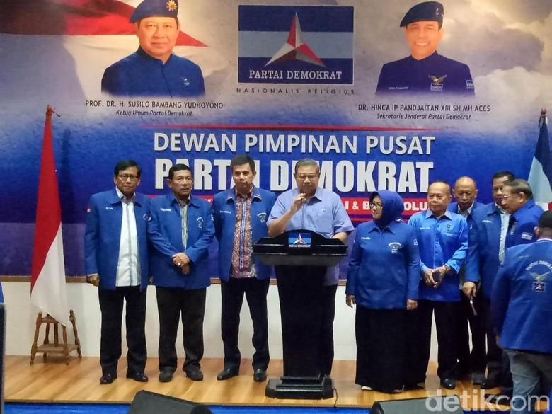 SBY: Sikap Demokrat Tegas dan Jelas untuk Revisi UU Ormas
