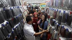 Kemendag: Ada 20% HP di Indonesia Tidak Layak Edar