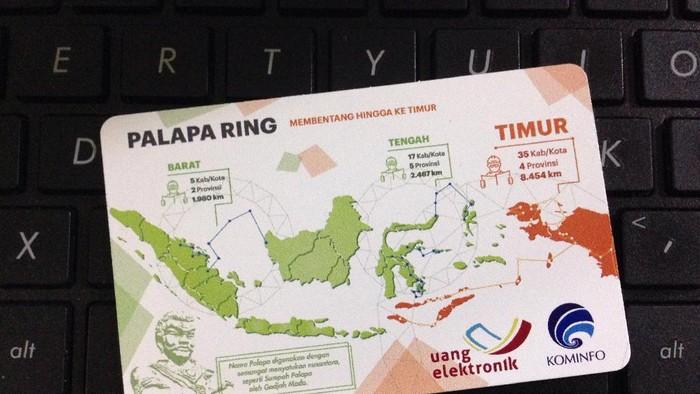 Proyek Palapa Ring (detikINET/Agus Tri Haryanto)