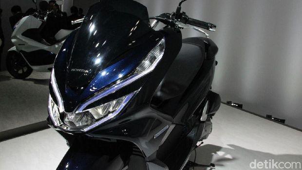 Honda PCX di Tokyo Motor Show lalu