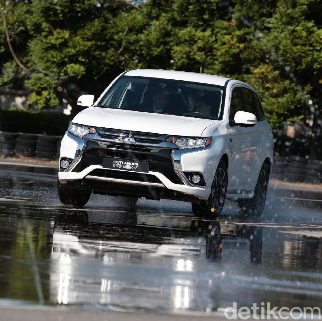 Mitsubishi Sudah Jual 3 Juta Mobil yang Disetrum