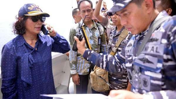 Disindir Fahri, Apa Saja Capaian Susi Gebuk Maling Ikan?