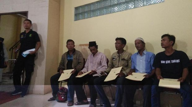 Teridentifikasi, 5 Jasad Korban Ledakan Pabrik Dijemput Keluarga
