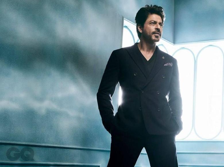 Adegan Kuch Kuch Hota Hai Dibawa Shah Rukh Khan di Klip Marshmello