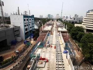 Bakal Ada Hunian Hingga Pusat Bisnis Dekat Stasiun MRT Jakarta