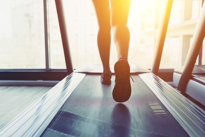 Meskipun banyak yang menganggap ini sebagai latihan lama, sprint adalah cara terbaik untuk mengetahui apakah Anda benar-benar fit. Anda perlu melakukan ini di atas treadmill selama 20 menit untuk mengetahui sejauh mana tubuh Anda bertahan. Foto: Thinkstock