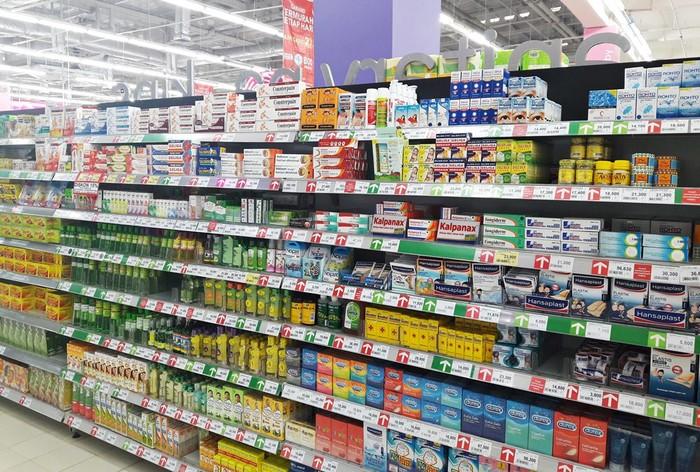 Foto: Promo obat-obatan di Transmart Carrefour (Dok. Transmart Carrefour)