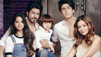 Cerita Shah Rukh Khan Kadang Bingung Saat Ngobrol dengan Anak