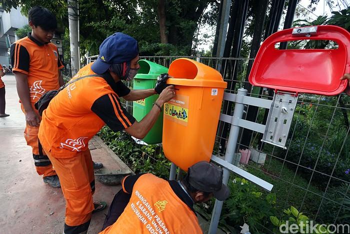 Ilustrasi kebersihan. Foto: Rengga Sancaya