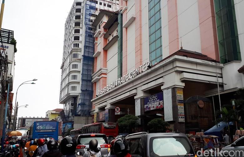 Pemkot Bandung Cari Pengelola Pasar Baru yang Mampu Setor Rp 3,6 T