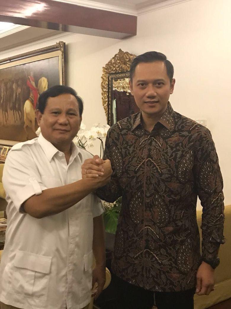 Sekuat Apa Duet Prabowo-AHY?