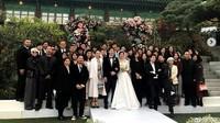 Acara sakral tersebut dihadiri oleh keluarga serta kerabat dekat. (Dok. Instagram/4ever_kikyo)