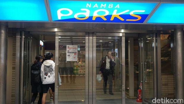 Namba Parks (Wahyu/detikTravel)