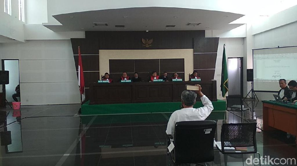 Pengadilan Tinggi Tolak Banding Buni Yani