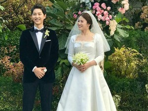 #SongSongCouplewedding Bikin Baper Netizen