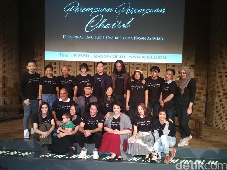 Chairil Anwar Masih Dikenal di Kalangan Milenial
