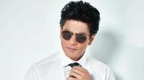 Heboh Rumah Shah Rukh Khan Ditutupi Plastik, Kenapa?