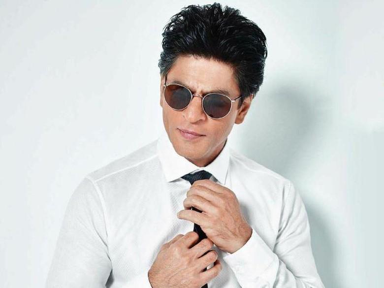 Shah Rukh Khan Jadi Aktor Paling Banyak Dicari di Wikipedia