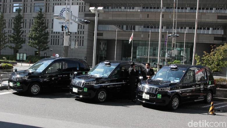 Toyota JPN Taxi Foto: Rangga Rahadiansyah