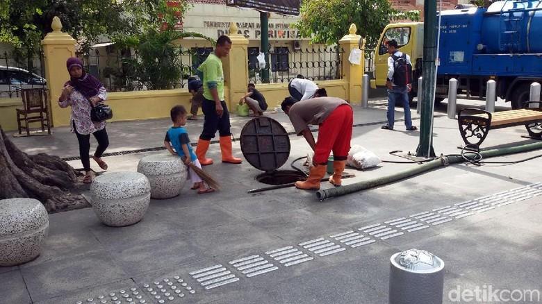 Selasa Wage, PKL Malioboro Kembali Libur Berjualan