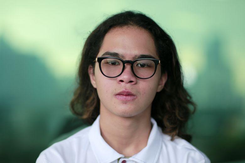 Dul Jaelani mengaku 'Kamu dan Aku' berawal dari kisah pribadinya. Foto: Asep Syaifullah
