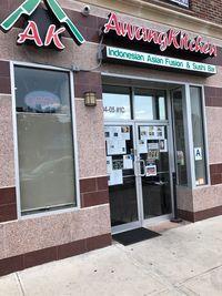 Awang Kitchen, restoran Indonesia yang ada di New York.