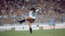 Diego Maradona Meninggal, Argentina Tetapkan Hari Berkabung Nasional