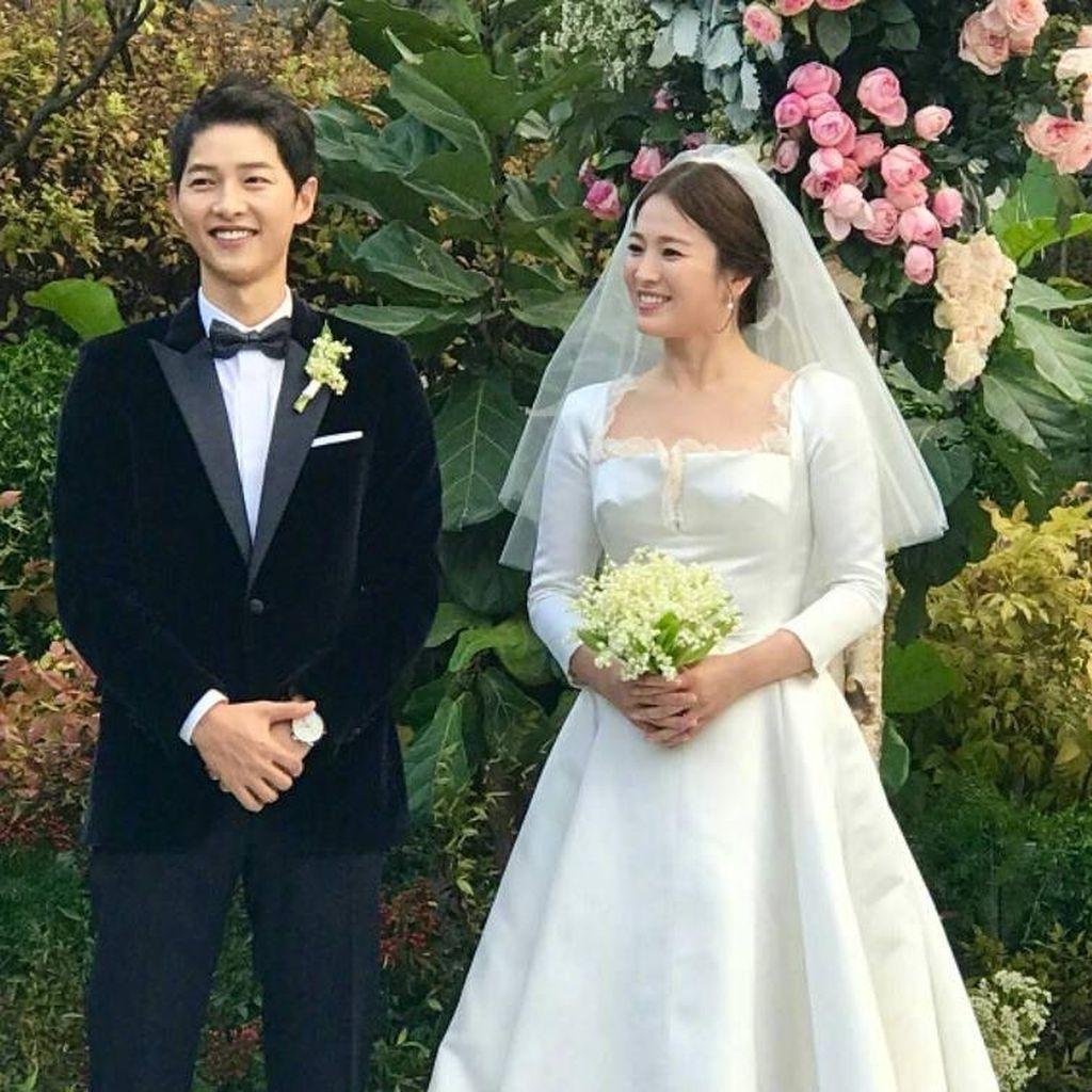 Song Hye Kyo Ungkap Alasan Cerai dengan Song Joong Ki