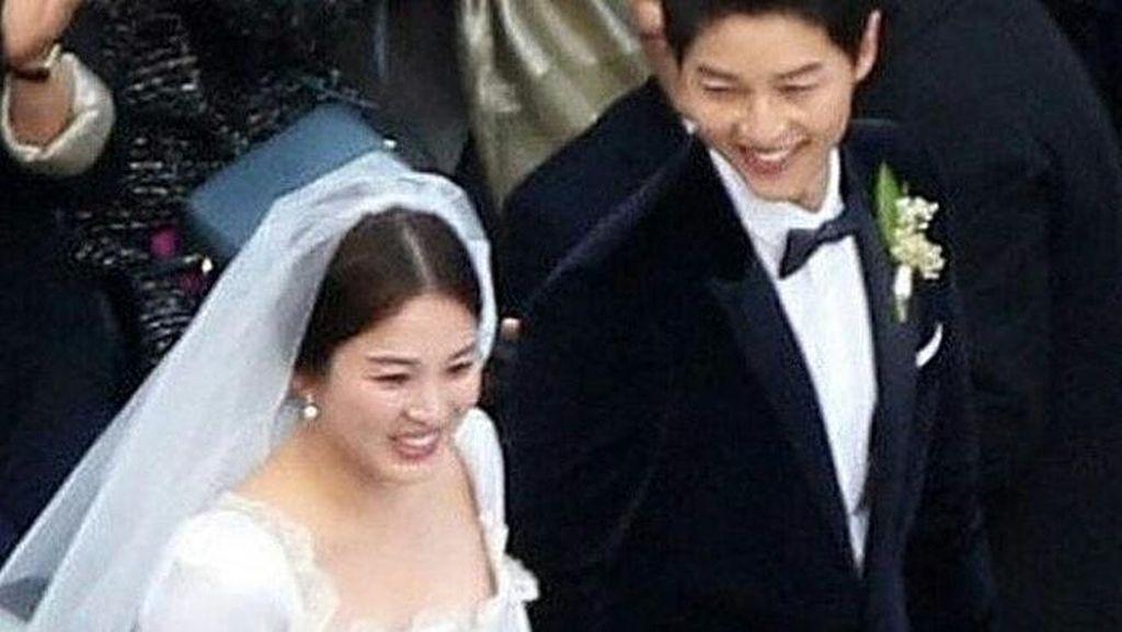 Gugat Cerai Song Hye Kyo, Song Joong Ki Minta Maaf