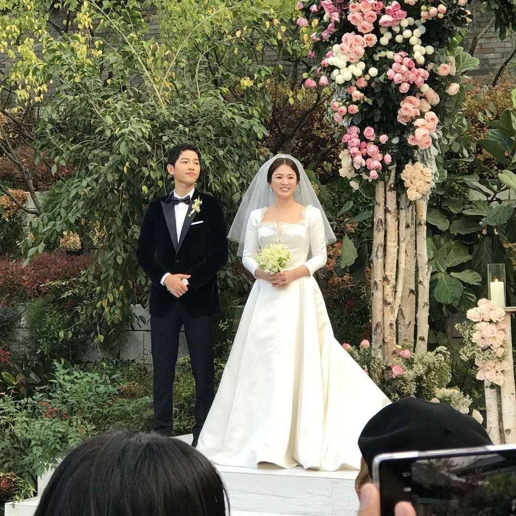 Perceraian Song Joong Ki-Song Hye Kyo Sudah Tercium Sejak Februari 2019