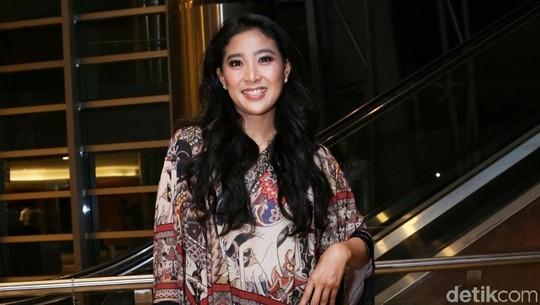 Dapat Dua Medali Emas, Olivia Zalianty Semringah Banget